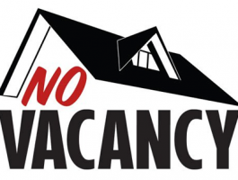 No Homes Available for Rent